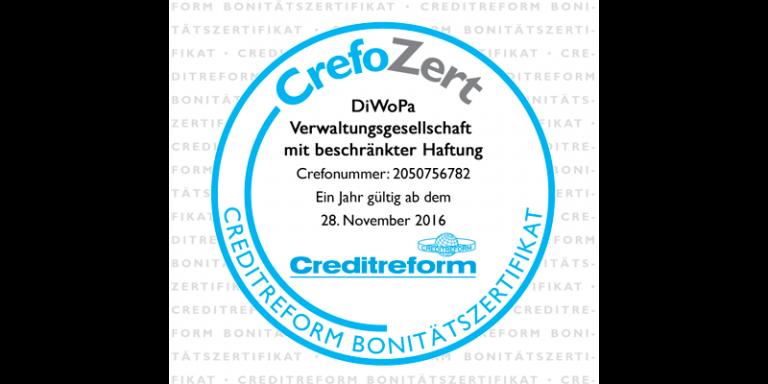 Crefo Zertifizierung